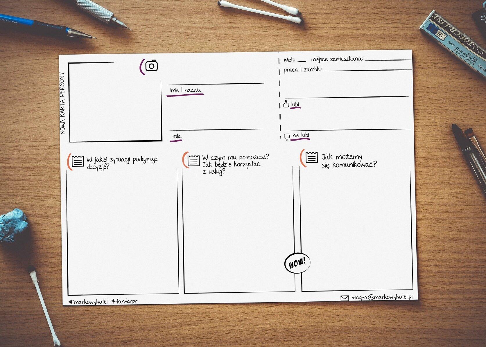 Nowa Karta Person - jak określić grupę klientów